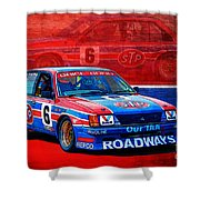 Stp Commodore Shower Curtain