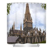 St.patrick's Cathedral Shower Curtain