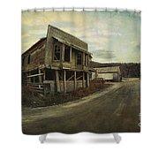 Straits Auction House Shower Curtain