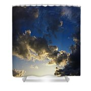 Stratosphere To Surface Shower Curtain