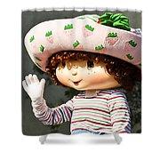 Strawberry Shortcake Shower Curtain