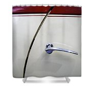 Streamlined Shower Curtain