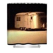 Streamliner Shower Curtain