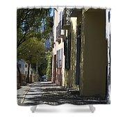 Street Alley Shower Curtain