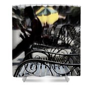 Street Jazz In The Big Easy Shower Curtain