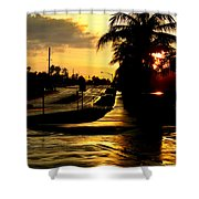 Street Of Dreams Shower Curtain