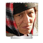 Street People - A Touch Of Humanity 19 Shower Curtain