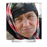 Street People - A Touch Of Humanity 20 Shower Curtain