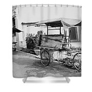 Street Traders Shower Curtain