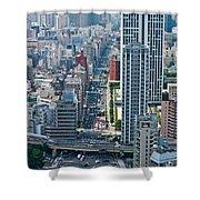 Street View Tokyo Shower Curtain