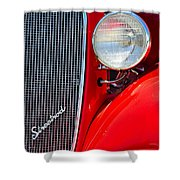 Streetrod Shower Curtain