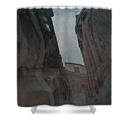 Streetscape Shower Curtain