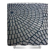 Streetscapes Shower Curtain