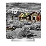 Strength Amidst The Test Of Time Shower Curtain