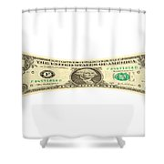 Stretching The Dollar Shower Curtain