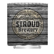 Stroud Brewing Shower Curtain