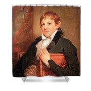 Stuart's John Randolph Shower Curtain