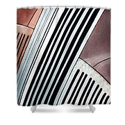 Studebaker Bar And Grill Shower Curtain