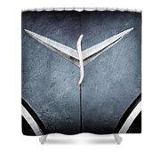 Studebaker Emblem Shower Curtain
