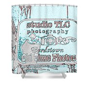 Studio Tlc Transparency Shower Curtain
