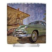 Stylish Chevy Shower Curtain