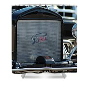 Stylish Ford Shower Curtain