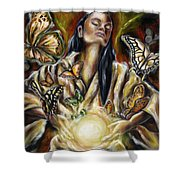Sublimation Shower Curtain