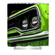 Sublime '70 Road Runner Shower Curtain