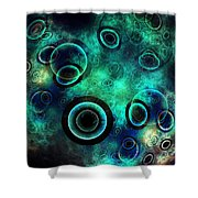 Subspace Continuum Shower Curtain