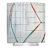 Subway 2014 Shower Curtain
