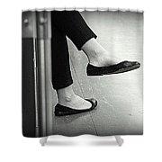 Subway Rest Shower Curtain