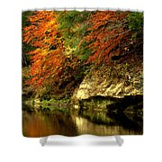 Sugar Creek Shower Curtain