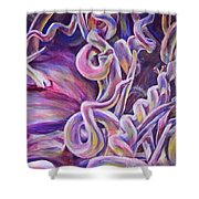 Suite Judy's Fish Tank Shower Curtain