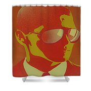 Suits Shower Curtain