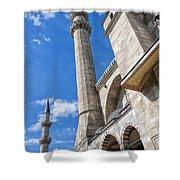 Suleiman Mosque 08 Shower Curtain