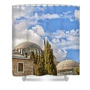 Suleiman Mosque 18 Shower Curtain