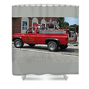 Sullivan 6  Shower Curtain