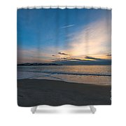 Sullivan's Island Sc Sunrise Shower Curtain