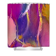 Sultry Movement Shower Curtain