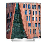 Sumatrakontor Portal Hafencity Shower Curtain