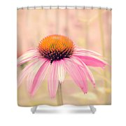 Summer Always Comes Anyway Shower Curtain