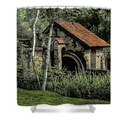 Summer At Eastern College - Radnor Pa Shower Curtain
