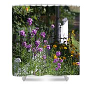Summer Dreams Two Shower Curtain
