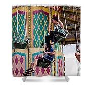 Summer Fair-10  Shower Curtain