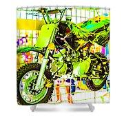 Summer Fair-16 Shower Curtain