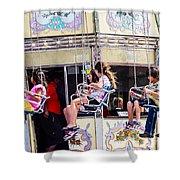 Summer Fair-8 Shower Curtain