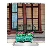 Summer Furniture Shower Curtain