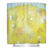 Summer Ice Cream Stains No 2 Shower Curtain