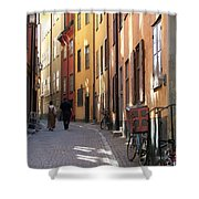 Summer In The Shade Shower Curtain