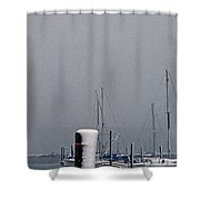 Summer Lost Shower Curtain